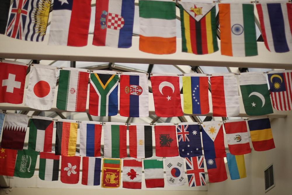 世界中の国旗